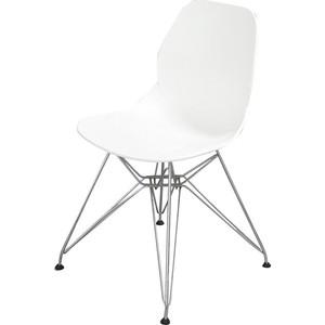 Стул ESF CT-625 белый (4 шт) стул esf fl 05 белый 4 шт