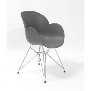 Стул ESF FL-15 серый (4 шт) стул esf fl 05 белый 4 шт