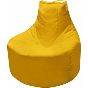 Купить со скидкой Кресло мешок Пазитифчик БМО12 желтый