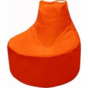 Кресло мешок Пазитифчик Бмо12 оранжевый