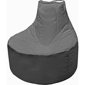 Кресло мешок Пазитифчик Бмо12 серый кресло мешок пазитифчик бмо12 серый
