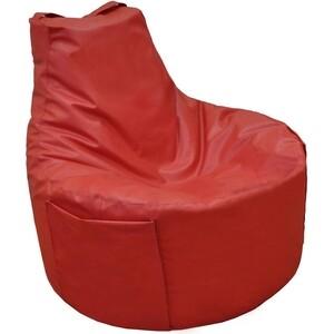 Кресло мешок Пазитифчик БМЭ12 красный
