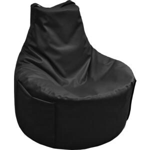 Кресло мешок Пазитифчик Бмэ12 черный
