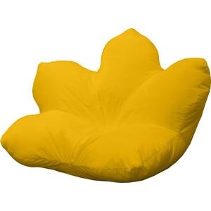Кресло мешок Пазитифчик Бмо13 желтый мягкие кресла пазитифчик мешок мяч экокожа 90х90