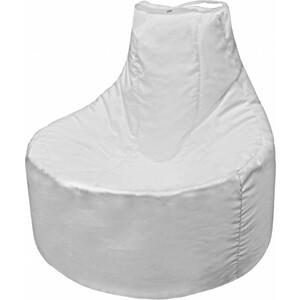 Кресло мешок Пазитифчик Бмо14 белый кресло мешок груша пазитифчик рингс 03