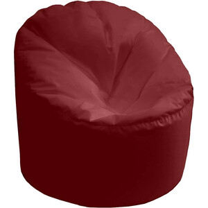 Кресло мешок Пазитифчик Бмо14 бордовый кресло мешок груша пазитифчик рингс 03