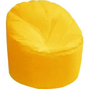 Кресло мешок Пазитифчик Бмо14 желтый кресло мешок груша пазитифчик рингс 03
