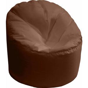 Кресло мешок Пазитифчик Бмо14 коричневый кресло мешок груша пазитифчик рингс 03