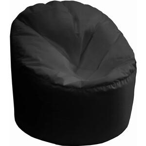 Кресло мешок Пазитифчик Бмо14 черный купить