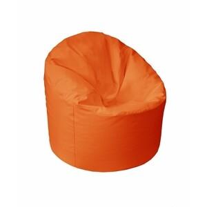 Кресло мешок Пазитифчик БМЭ14 оранжевый