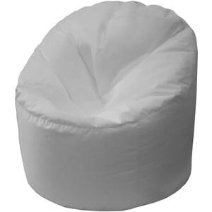 Кресло мешок Пазитифчик БМО15 белый