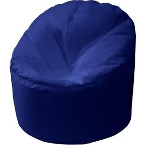 Кресло мешок Пазитифчик Бмо15 синий кресло мешок груша пазитифчик рингс 03