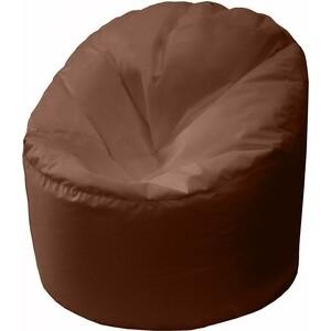 Кресло мешок Пазитифчик Бмо15 коричневый кресло мешок пазитифчик бмо15 черный