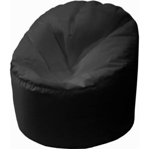 Кресло мешок Пазитифчик Бмо15 черный