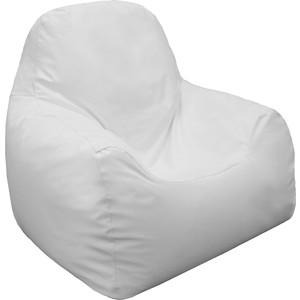 Кресло мешок Пазитифчик Бмэ16 белый мягкие кресла пазитифчик мешок мяч экокожа 90х90