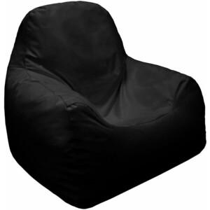 Кресло мешок Пазитифчик Бмэ17 черный мягкие кресла пазитифчик мешок мяч экокожа 90х90