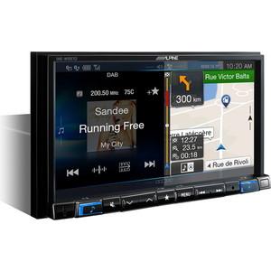Автомобильный монитор Alpine INE-W997D