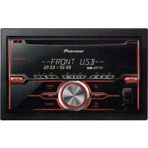 Автомагнитола Pioneer FH-X380UB автомагнитола cd mp3 pioneer fh x380ub