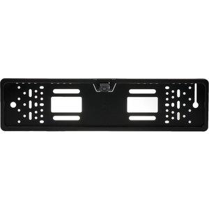 Камера заднего вида Blackview UC-77 Black LED (рамка под номерной знак со светодиодной подсветкой) камера заднего вида blackview ic 02 led