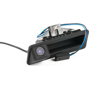Камера заднего вида Blackview в ручку багажника IC-E90 (BMW 3er (E90) 5er (E39) (1997-2004)/X5/Х6) с кнопкой подключаемые парковочные линии/сенсор PC1089