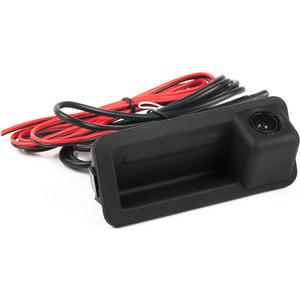 Камера заднего вида Blackview в ручку багажника IC-FM/LR (Mondeo (10-15)Freelander 2/Range Rover) с кнопкой парковочные линии/сенсор