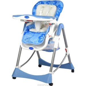 Стульчик для кормления Sweet Baby Magic Sapphire стульчик для кормления sweet baby couple light amethyst