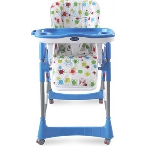 Стульчик для кормления Sweet Baby Modelli Blu
