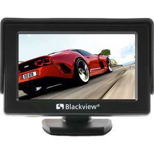 Монитор Blackview TDM-436 (панель) монитор blackview mm 430mp зеркало с mp3 mp5 плеером