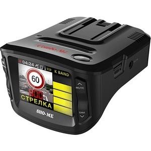 Радар-детектор Sho-Me С Видеорегистратором  GPS Combo 1