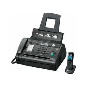 Факс Panasonic KX-FLC418RU пылесос с пылесборником philips fc8383 01