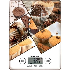Кухонные весы Scarlett SC-KS57P07