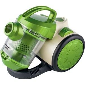 Пылесос Scarlett SC-VC80C01, зеленый
