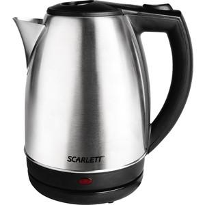 Чайник электрический Scarlett SC-EK21S12 scarlett sc ek27g18 black чайник электрический