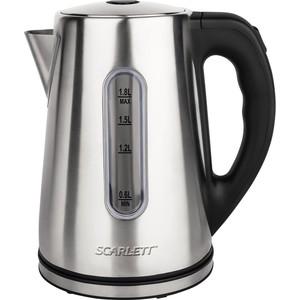 Чайник электрический Scarlett SC-EK21S21 электрический чайник scarlett sc ek18p15