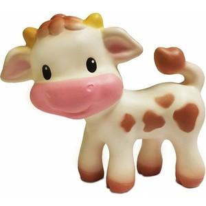 Прорезыватель Infantino коровка (206-839) развивающая игрушка infantino коровка 506 845