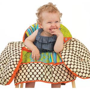 Накидка на сиденье Infantino лоскутное шитье (204-141)