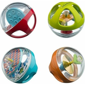 Набор развивающих Infantino мячиков (506-841)