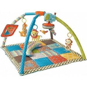 Развивающий коврик Infantino с компактным сложением Twist and Fold Африка (506-653)