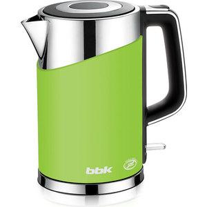 Чайник электрический BBK EK1750P, зеленый bbk ek1750p red