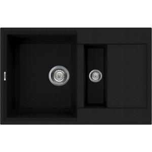Мойка кухонная Elleci Easy 325, 780x480, granitek (40) LGY32540 кухонная мойка ukinox comfort cop 780 480 gt6k левая