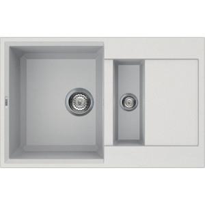 Мойка кухонная Elleci Easy 325, 780x480, granitek (68) LGY32568 кухонная мойка ukinox comfort cop 780 480 gt6k левая