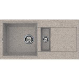 Мойка кухонная Elleci Easy 425, 860x435, granitek (53) LGY42553 мойка кухонная elleci easy round 600x470 granitek 68 lgyr6068