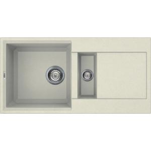 Мойка кухонная Elleci Easy 425, 860x435, granitek (62) LGY42562 мойка кухонная elleci easy 135 680x500 granitek 62 lgy13562