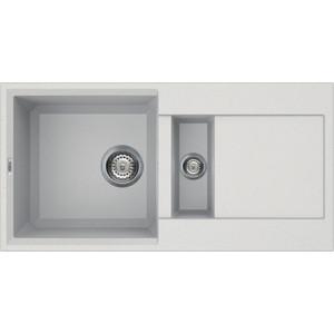 Мойка кухонная Elleci Easy 425, 860x435, granitek (68) LGY42568 мойка кухонная elleci easy round 600x470 granitek 68 lgyr6068