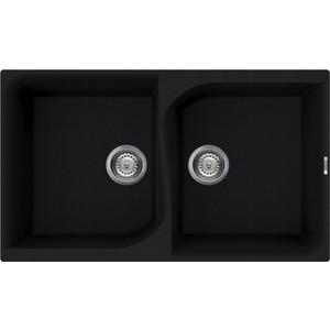 Мойка кухонная Elleci Ego 450, 860x500, granitek (40), LGE45040 мойка кухонная elleci ego 480 1000x500 granitek 62 lge48062
