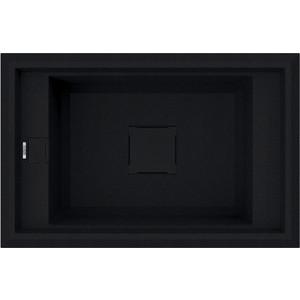 Мойка кухонная Elleci Value 130 vitrotek (86) LVV13086 elleci ego corner vitrotek 86 black lvecor 86