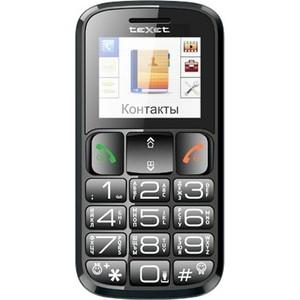 Мобильный телефон TeXet TM-B116 Black