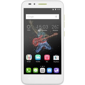 Смартфон Alcatel One Touch 7048X GO Play Lime Green/Blue