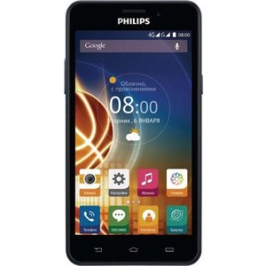 Смартфон Philips V526 Navy