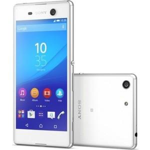 Фотография товара смартфон Sony Xperia M5 White (477934)